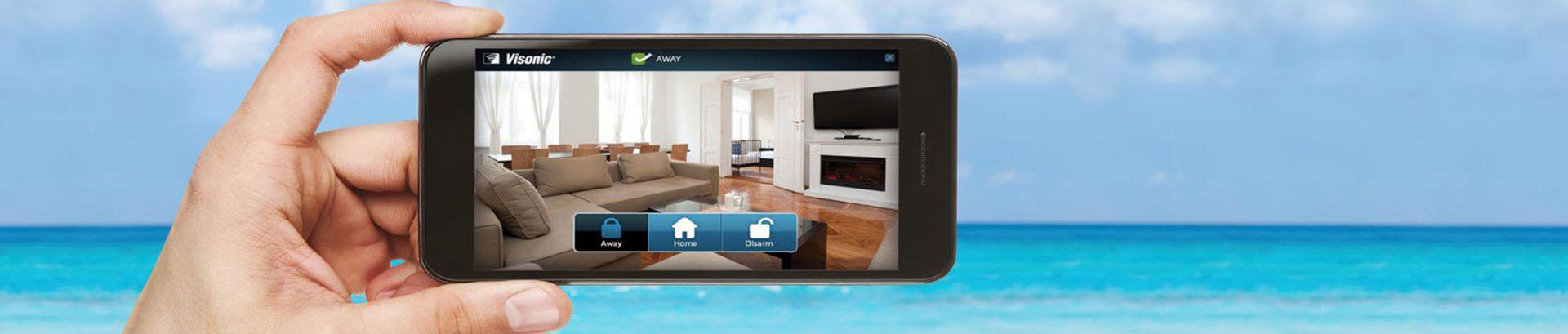 Frinton Alarm Systems - CCTV App