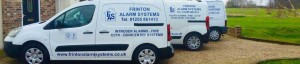 Frinton Alarm Systems - Installations