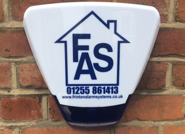 Frinton alarm systems Ltd- Intruder alarm systems