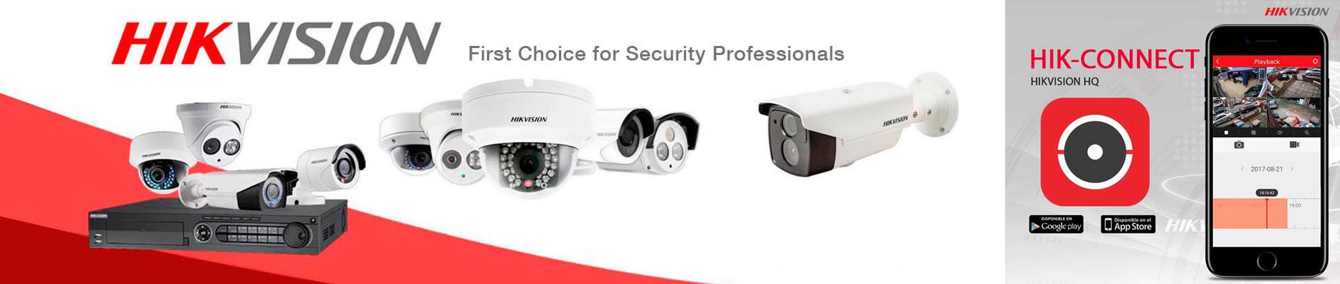 HIK Vision CCTV   alarm systems